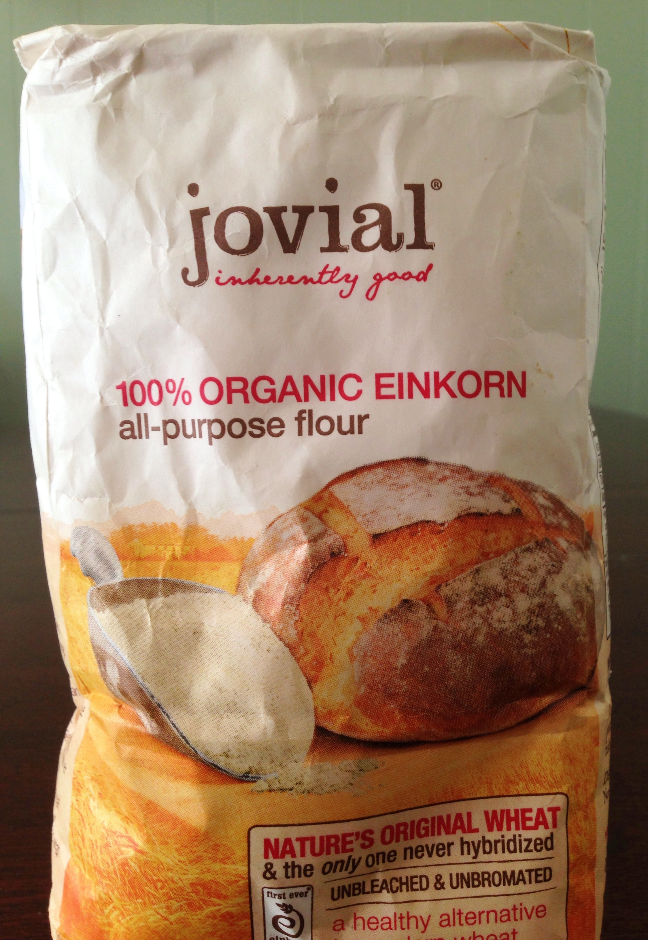 Recipes with Einkorn Flour