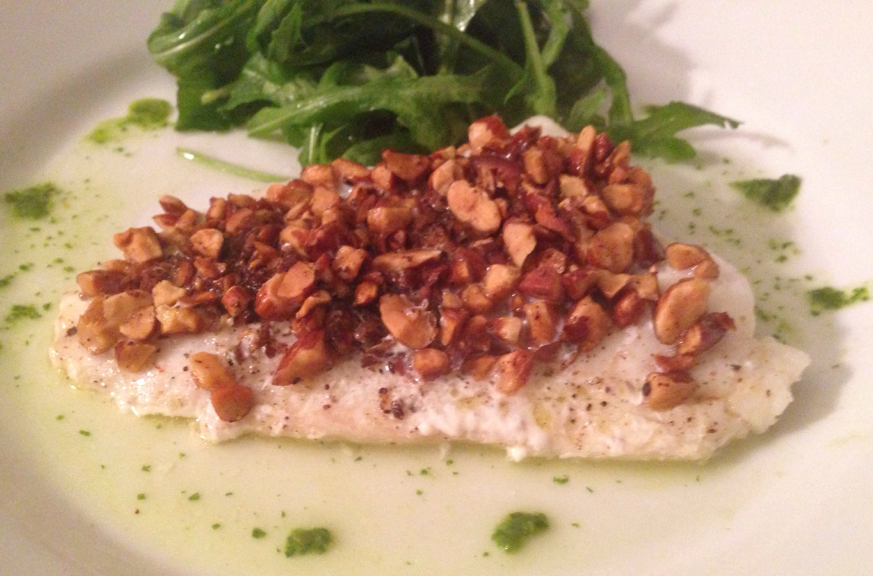 almond crusted cod 2